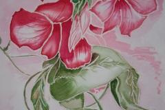Ibiscus Acquerello 45x30 - 2009