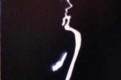 Ritratto olio su tela 50x35 - 2014