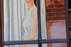 Ritratto olio su tela 70x50 - 2014
