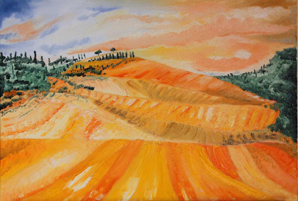 Toscana-olio-su-tela-50X35-2008