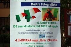 Presentazione opere a Lendinara (Rovigo) - 2011