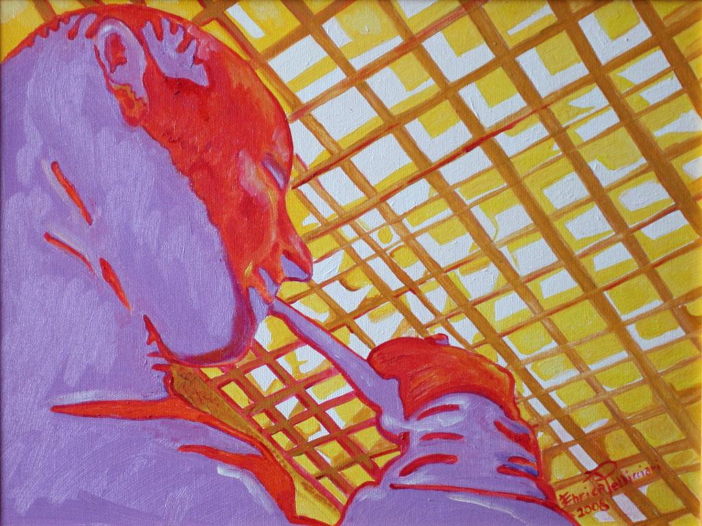 Il-Filosofo-olio-su-tela-40x30-2008-2